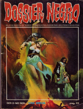Dossier Negro -43- Ser o no ser... una bruja
