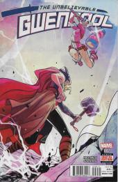 Unbelievable Gwenpool (The)  (Marvel comics - 2016) -2- The Unbelievable Gwenpool #2