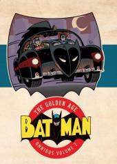 Batman: The Golden Age Omnibus (2015) -INT02- Batman: The Golden Age Omnibus Vol. 2