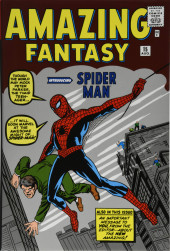 The amazing Spider-Man Vol.1 (Marvel comics - 1963) -OMNI01d- The Amazing Spider-Man Omnibus Vol. 1