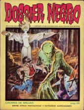 Dossier Negro -47- Cacería de brujas