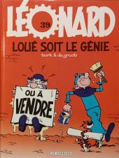 Léonard -39a2011- Loué soit le génie