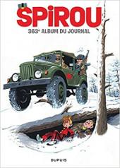 (Recueil) Spirou (Album du journal) -363- Spirou album du journal