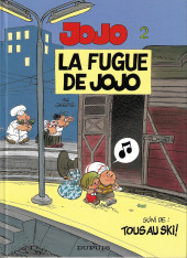 Jojo (Geerts) -2a2007- La fugue de Jojo