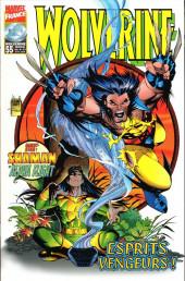 Wolverine (Marvel France 1re série) (1997) -55- Esprits vengeurs!