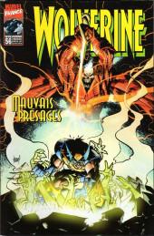 Wolverine (Marvel France 1re série) (1997) -56- Mauvais présages