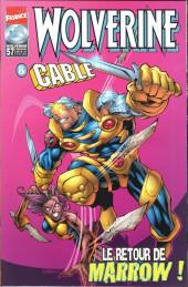 Wolverine (Marvel France 1re série) (1997) -57- Le retour de marrow!