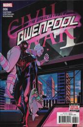 Unbelievable Gwenpool (The)  (Marvel comics - 2016) -6- The Unbelievable Gwenpool #6