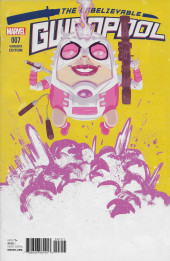 Unbelievable Gwenpool (The)  (Marvel comics - 2016) -7VC- The Unbelievable Gwenpool #7