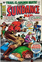 Sundance Kid (The) (Skywald Publications - 1971) -2- Issue # 2