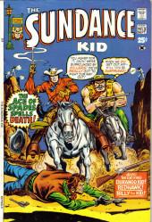 Sundance Kid (The) (Skywald Publications - 1971) -3- Issue # 3