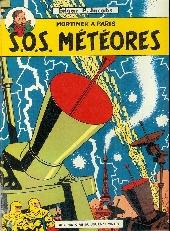Blake et Mortimer (Historique) -7a67- S.O.S. Météores - Mortimer à Paris