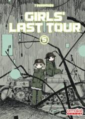 Girls' Last Tour -5- Tome 5