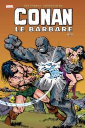 Conan le barbare : l'intégrale -5- 1974