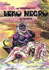 Leão Negro (As aventuras de) -1- O filhote
