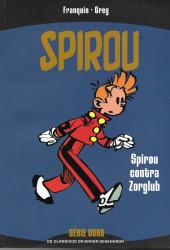 Spirou e Fantásio (en portugais) -INT- Spirou contra Zorglub