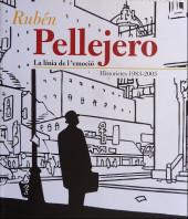(AUT) Pellejero, Rubén - Rubén pellejero : La línia de l'emoció