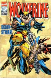 Wolverine (Marvel France 1re série) (1997) -59- Death strike!