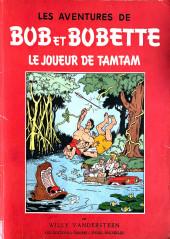 Bob et Bobette -10a1958- Le joueur de tamtam