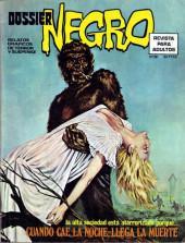 Dossier Negro -58- Cuando caí la noche llega la muerte