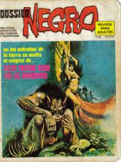 Dossier Negro -60- Este mundo cuyo fin se aproxima