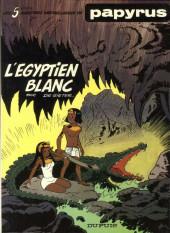 Papyrus -5- L'égyptien blanc