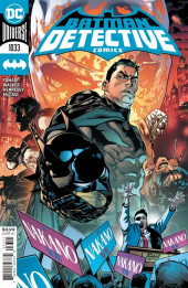 Detective Comics (1937), Période Rebirth (2016) -1033- Shut out the Light