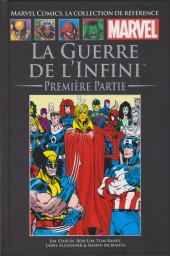 Marvel Comics - La collection (Hachette) -174153- La Guerre de L'Infini : Première Partie