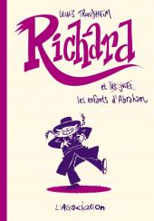 Richard (Trondheim) -2- Richard et les enfants d'Abraham