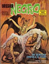 Dossier Negro -66- Un vampiro contra el vudú