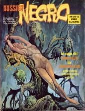 Dossier Negro -67- La saga del monstruo de Frankenstein