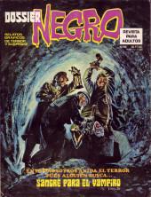 Dossier Negro -68- Sangre para el vampiro