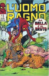 L'uomo Ragno V1 (Editoriale Corno - 1970)  -105- La Bella e il Bruto