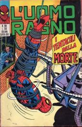 L'uomo Ragno V1 (Editoriale Corno - 1970)  -108- I Tentacoli della Morte