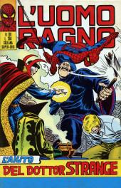 L'uomo Ragno V1 (Editoriale Corno - 1970)  -110- L'Aiuto del Dottor Strange