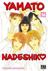 Yamato Nadeshiko -36- Tome 36