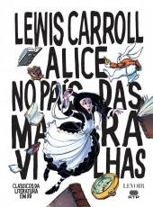 Clássicos da Literatura em BD -2- Alice no país das maravilhas
