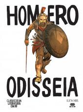 Clássicos da Literatura em BD -3- Odisseia