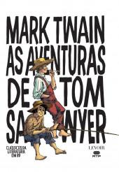 Clássicos da Literatura em BD -5- As aventuras de Tom Sawyer
