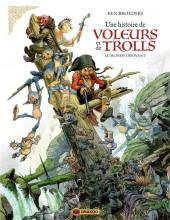 Une histoire de voleurs et de trolls -1- Le Monde dérivant