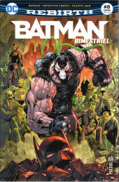 Batman Bimestriel (Urban Comics) -8- Tome 8