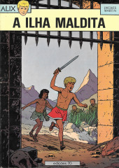 Alix (en portugais) -3- A ilha maldita