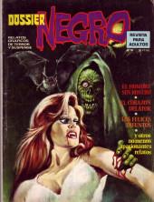 Dossier Negro -76- El hombre sin rostro