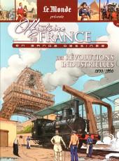Histoire de France en bande dessinée -37- Les Révolutions industrielles 1800/1900