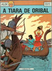Alix (en portugais) -4- A tiara de Oribal