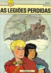 Alix (en portugais) -6- As legiões perdidas