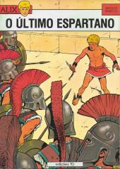 Alix (en portugais) -7- O último espartano