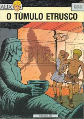 Alix (en portugais) -8- O túmulo etrusco