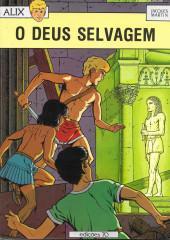 Alix (en portugais) -8- O deus selvagem