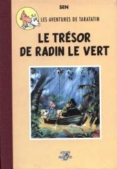 Radock I - Les aventures de Taratatin - Le trésor de Radin le vert